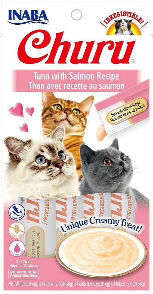 Churu Churu tuna with salmon recipe, 56 gr