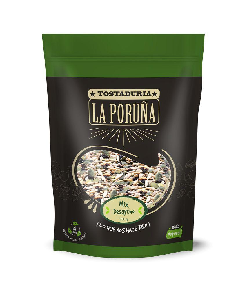 Mix semillas desayuno Bolsa 250 g