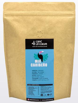 """Café en grano """"mix caribeño"""""""
