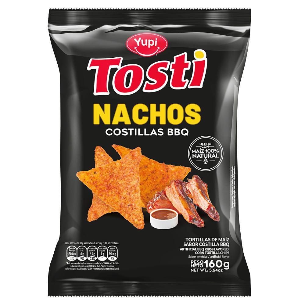 Nachos sabor bbq