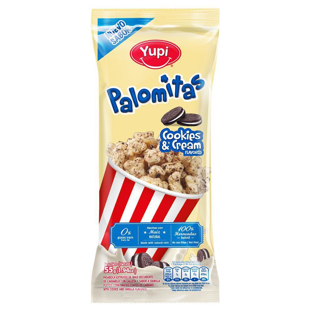 Palomitas sabor a cookies &cream