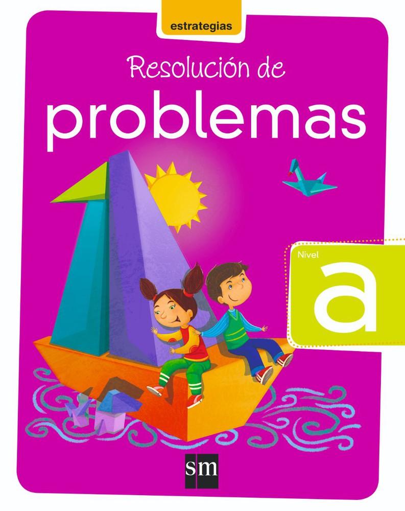Estrategias - Resolución de problemas (A) Encuadernación espiral