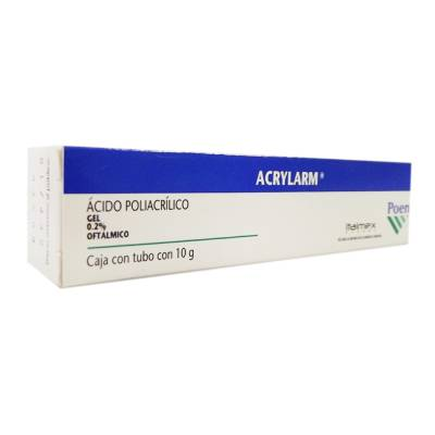 Acrylarm 0.2 % gel oftálmico