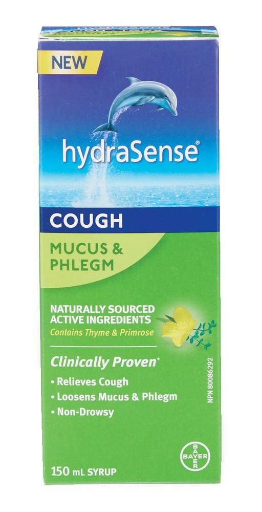 Hydrasense Mucus & Phlegm Syrp