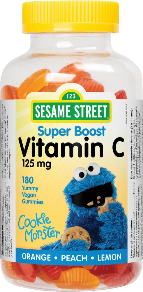 Childrn Vit C Gummy