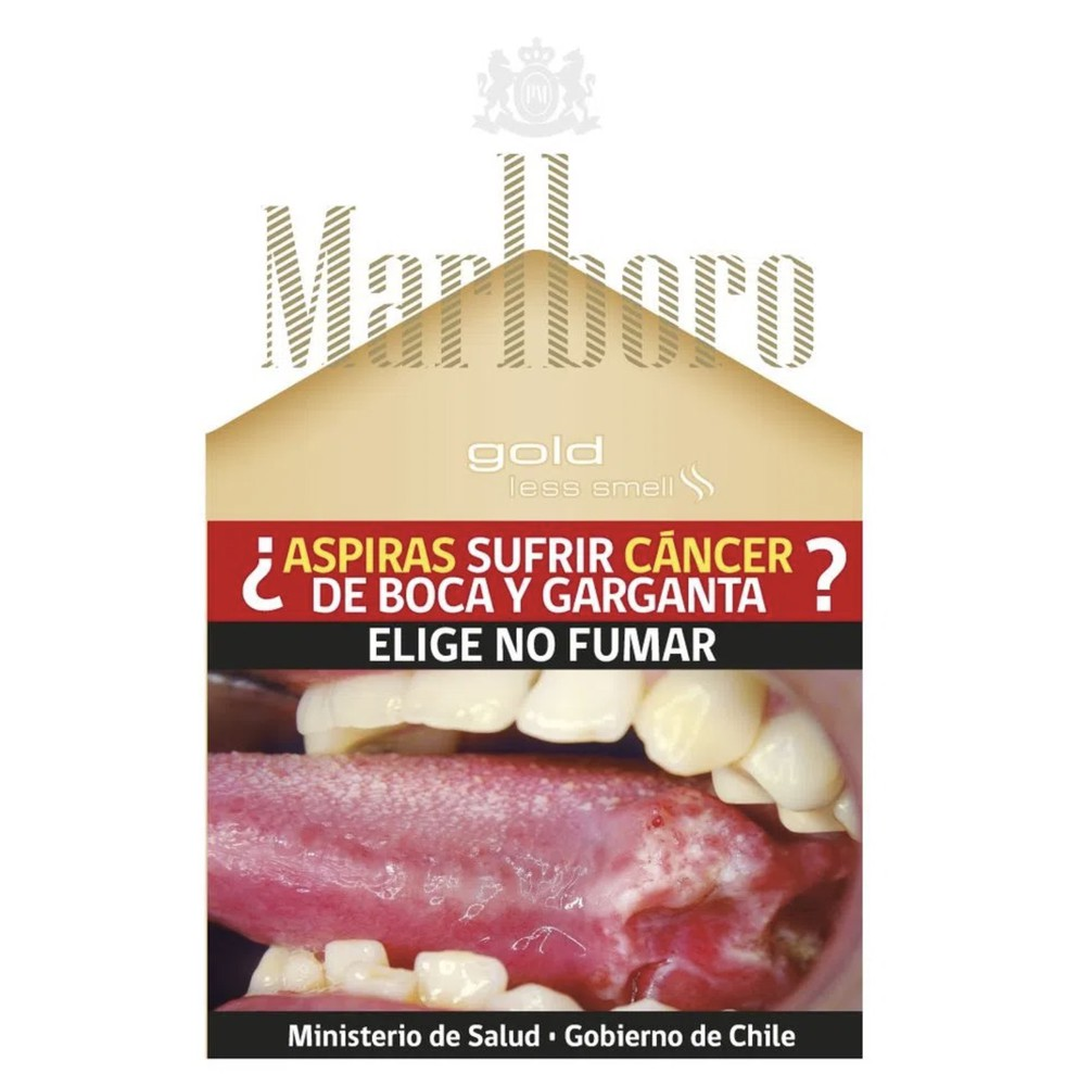 Cigarrillos gold