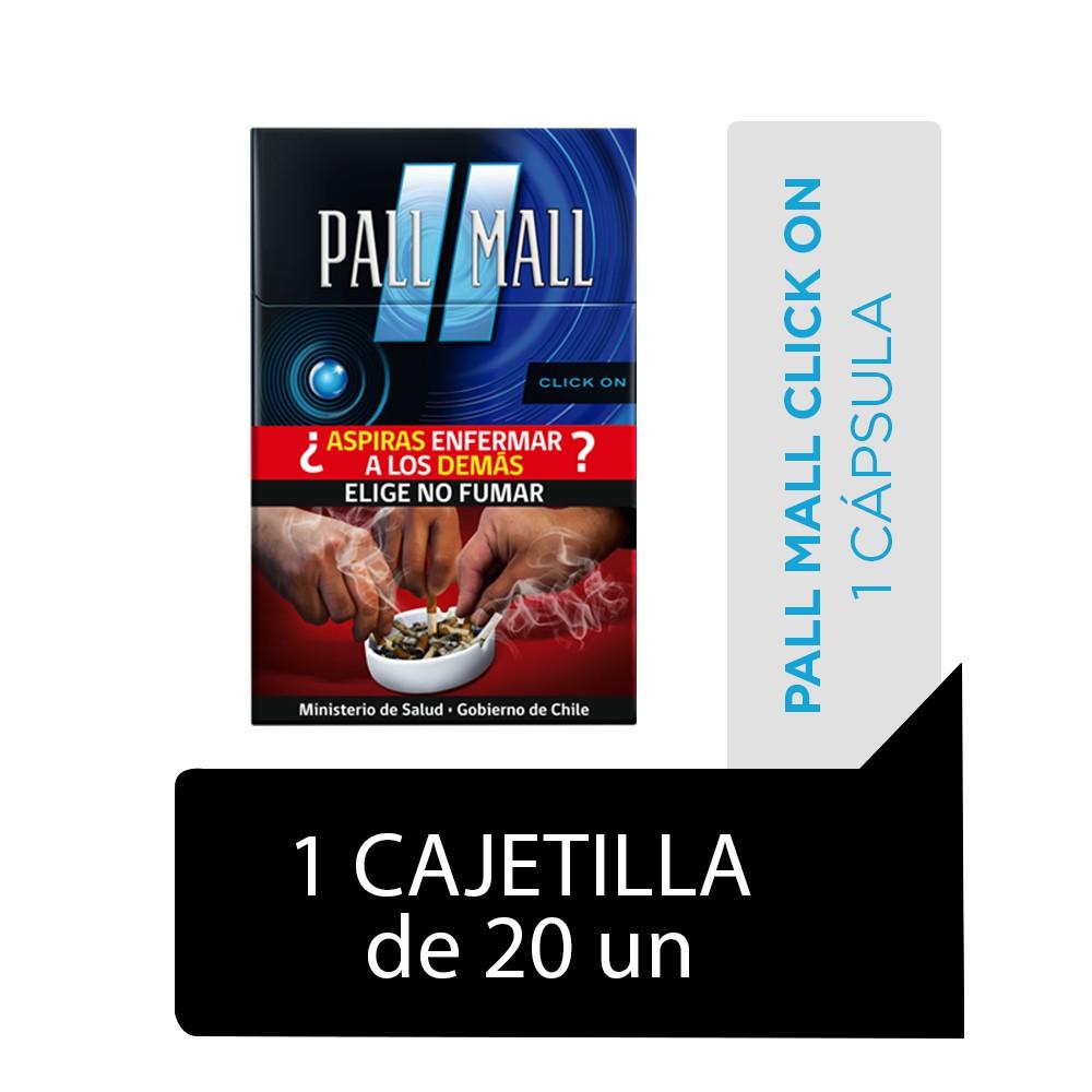 Cigarrillos click on azul