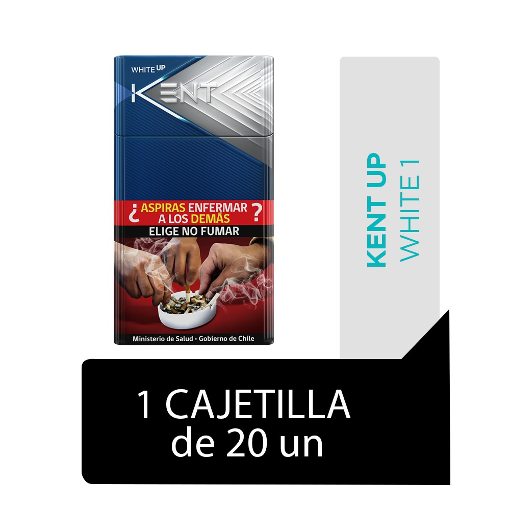 Cigarrillos white Caja 20 u