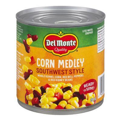 Southwest Style Corn Medley