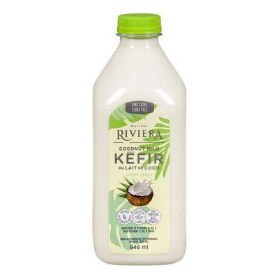 Coconut milk kefir