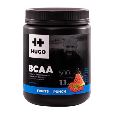 Tropical Punch Flavoured BCAA Amino Acid Complex and Glutamine