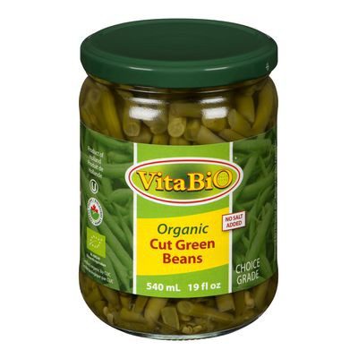 Organic Cut Green Beans