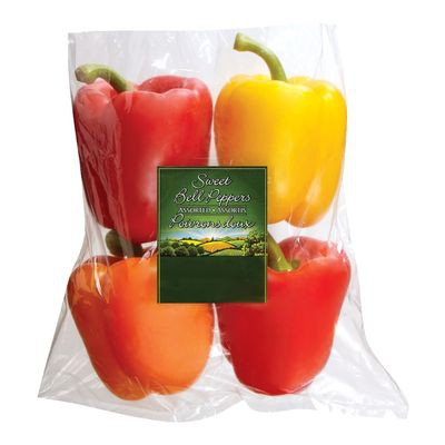 Assorted sweet peppers