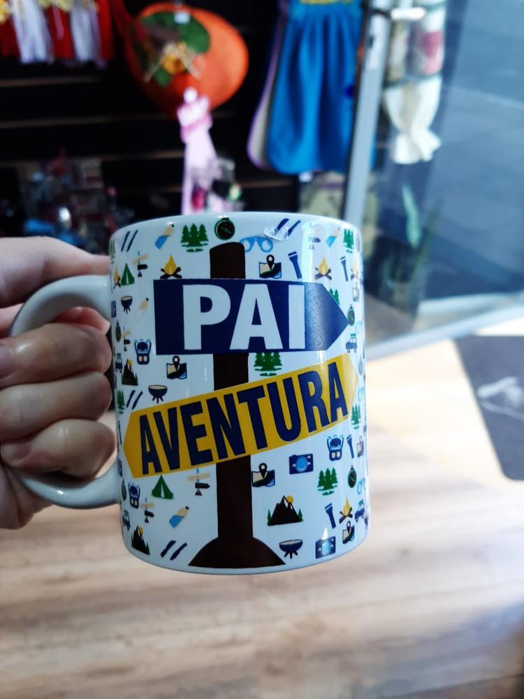 Caneca pai aventura 300ml