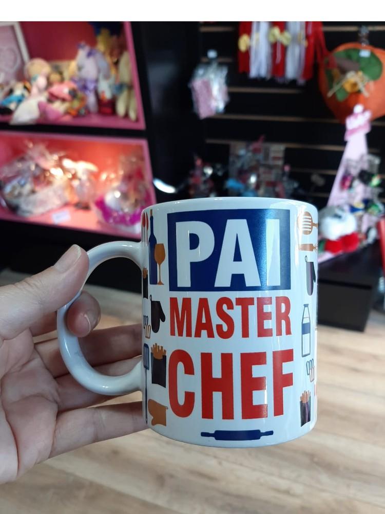 Caneca pai master chef 300ml