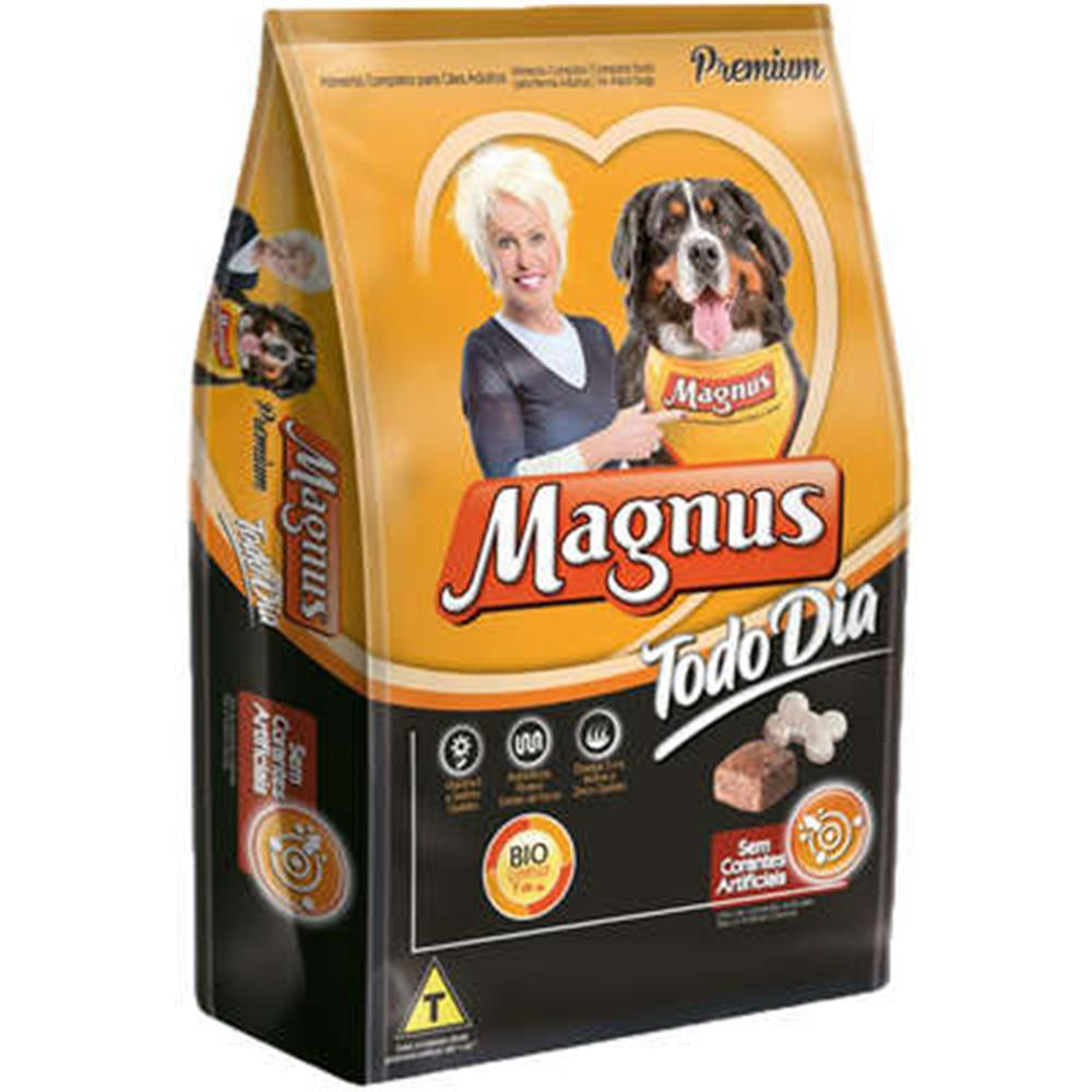 Ração todo dia carne para cães adultos 15kg
