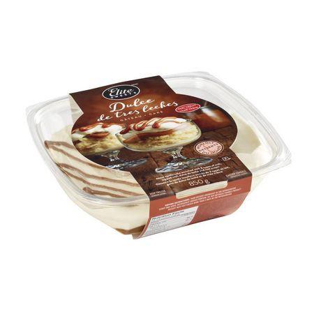 Elite Sweets Dulce de tres leche cake  850 grams