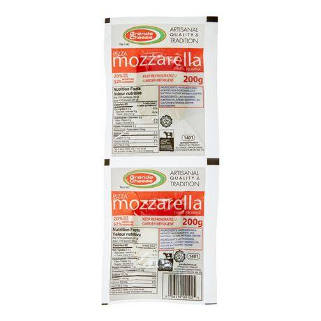 Grande Cheese Pizza Mozzarella Duo Pack