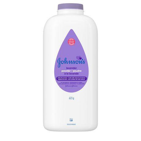 Johnson's Baby Lavender Powder 623g