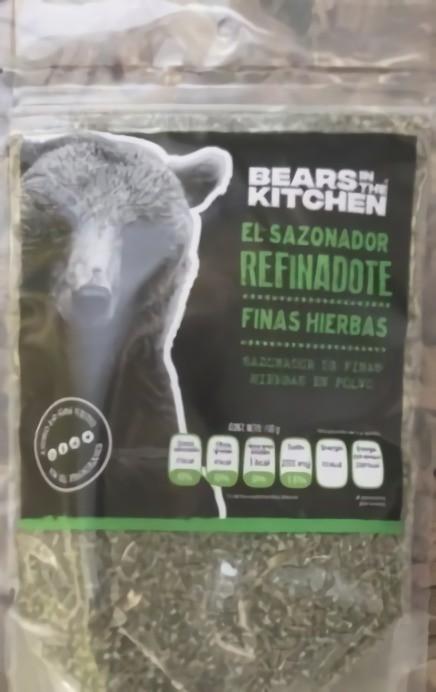 Sazonador Refinadote Bears In The Kitchen 150 G A Domicilio Cornershop By Uber Mexico