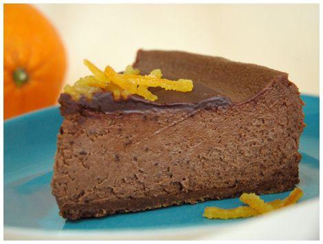 Porción Cheesecake Trufa