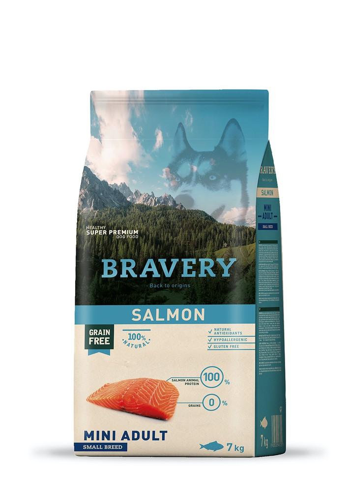 Salmon mini adulto