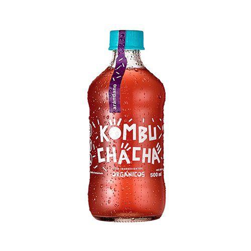 Kombucha arándano Botella de 500ml