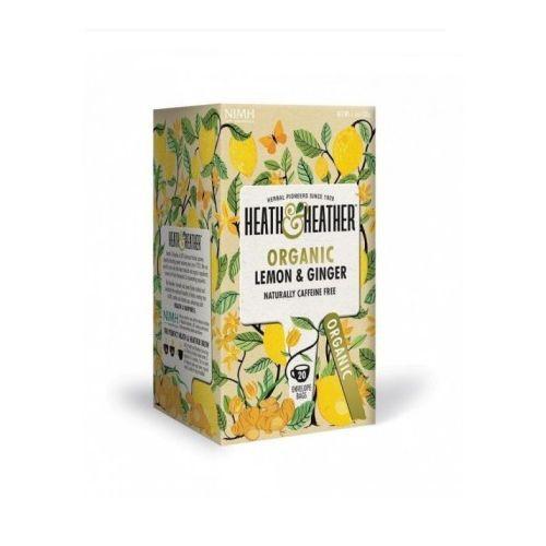 Infusión Lemon & Ginger