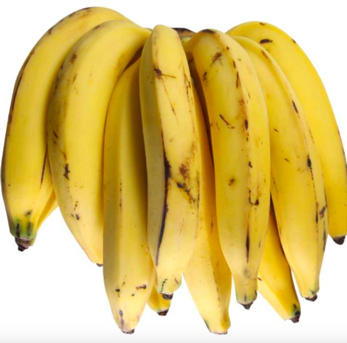 Banana da terra A granel