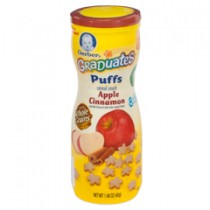 Graduados sabor manzana Etapa 3