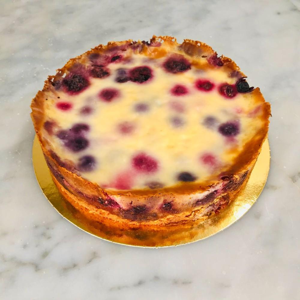 Kuchen de la tía kene de berries 4-5 personas 1 Kuchen de 20 cm