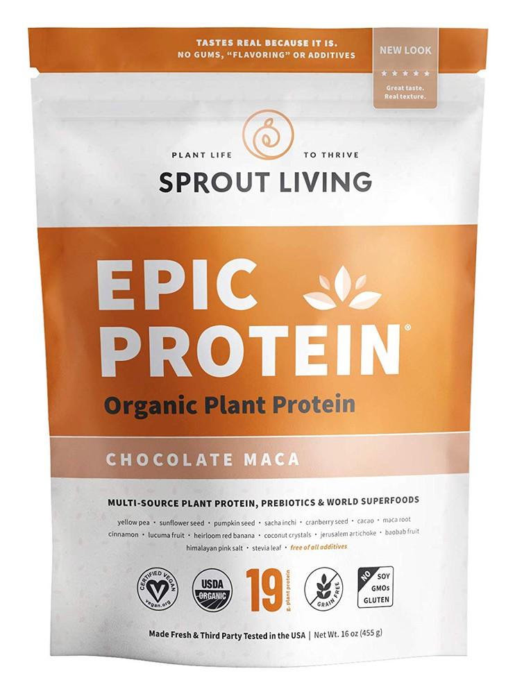 Epic protein chocolate maca 455 gramos
