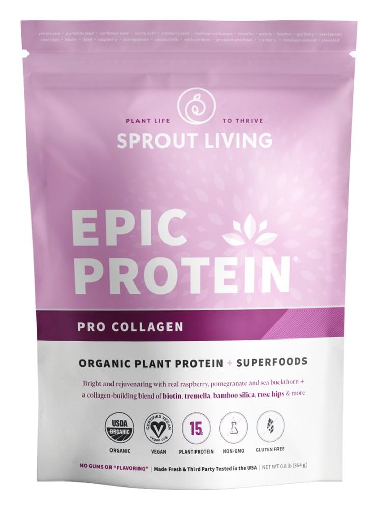 Epic protein pro collagen 364 gramos