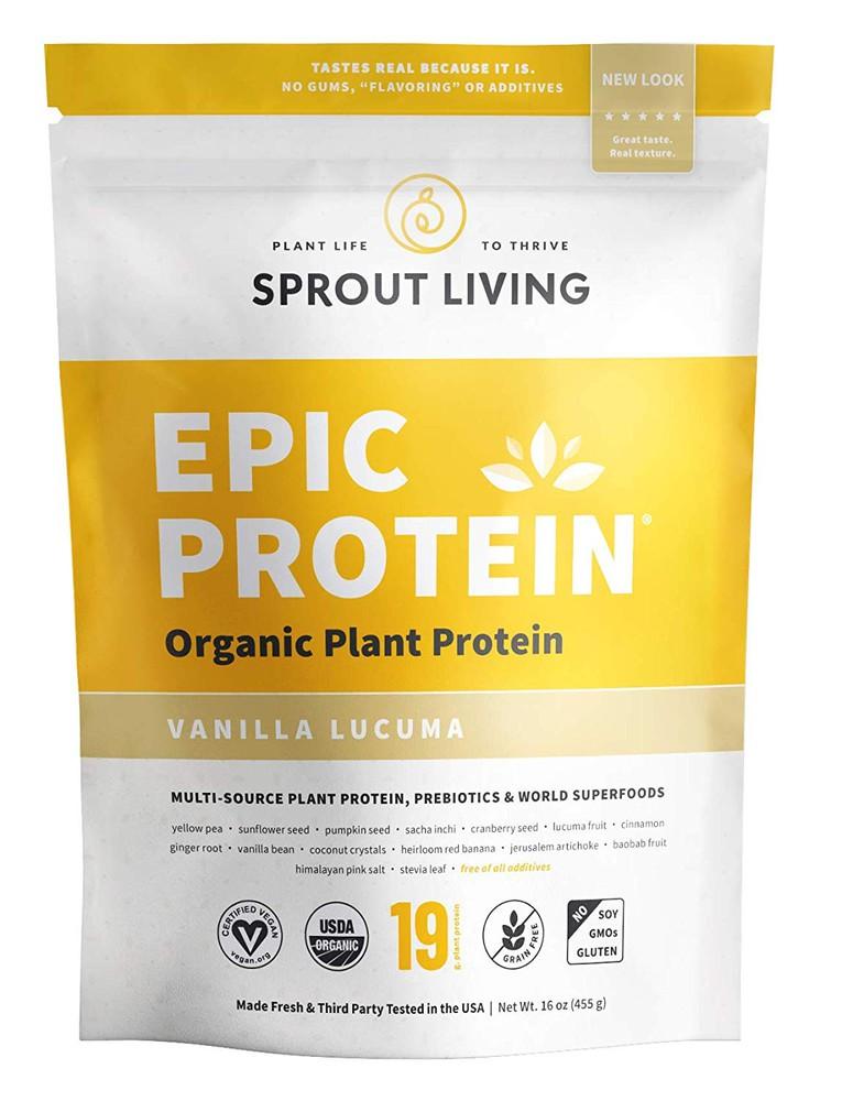 Epic protein vainilla lúcuma 455 gramos