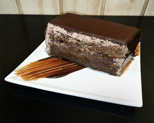Chocolate trufa