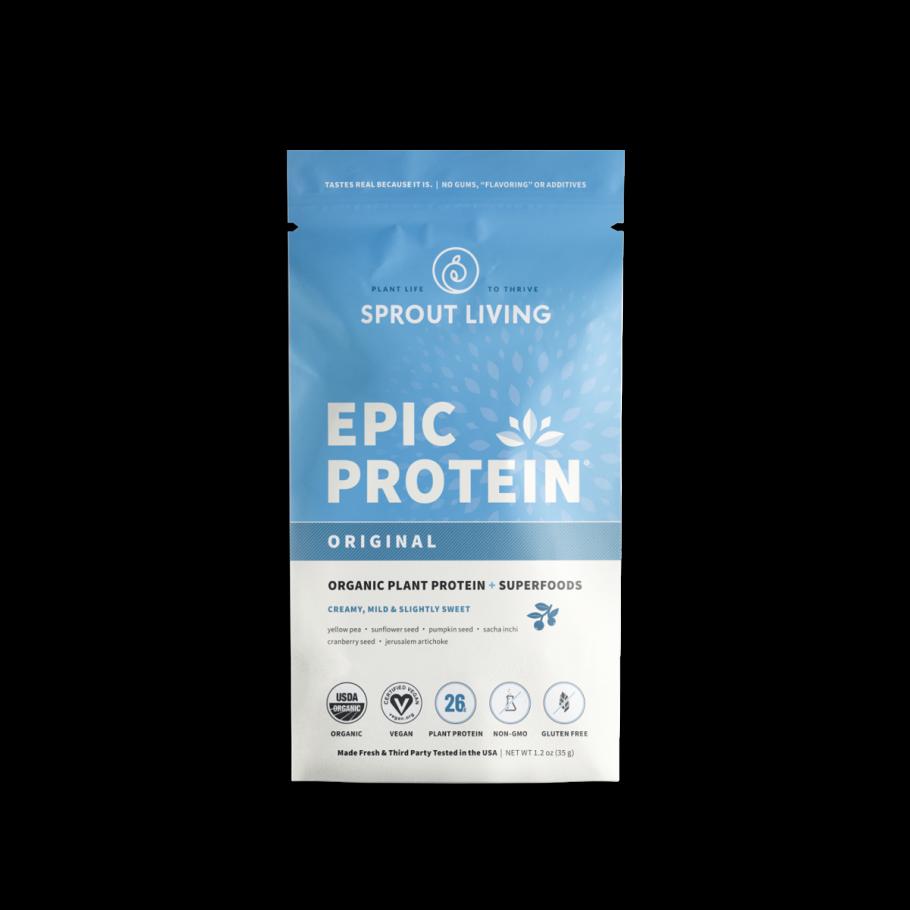 Epic protein original 35 gramos