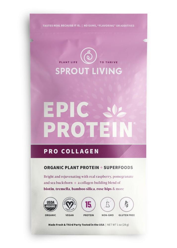 Epic protein pro collagen 28 gramos