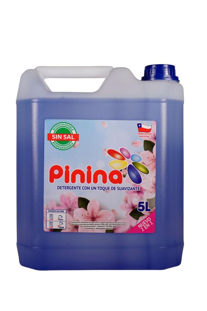Detergente con suavizante premium