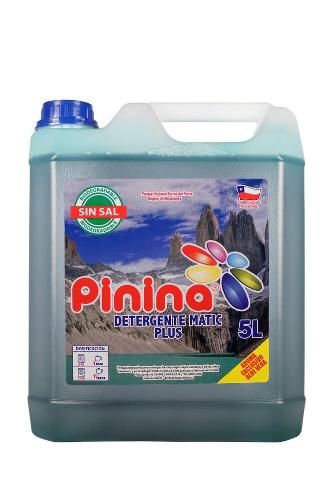 Detergente plus verde