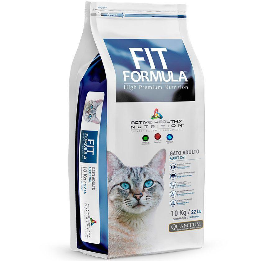 Alimento para gato adulto active healthy nutrition 10 Kg