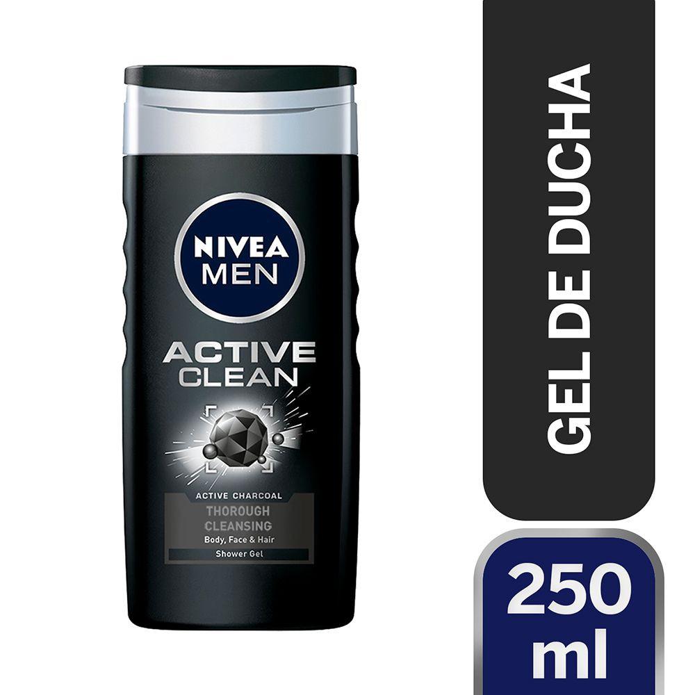 Gel de ducha Deep active clean