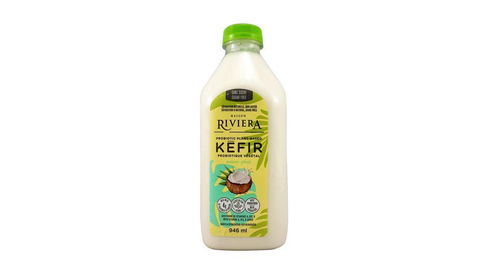 Plain Coconut Milk Kefir