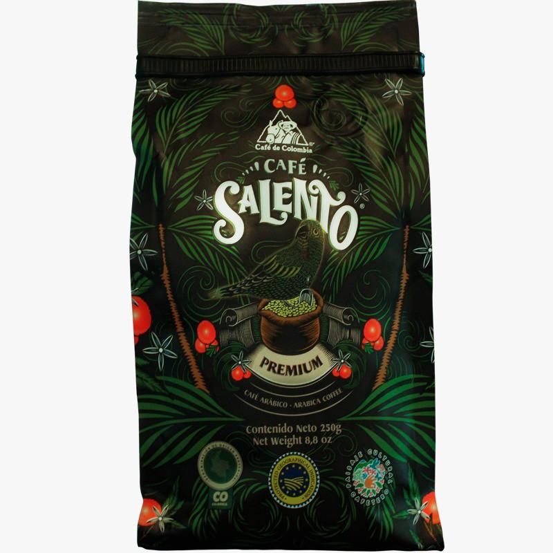 Café premium molido 250 g