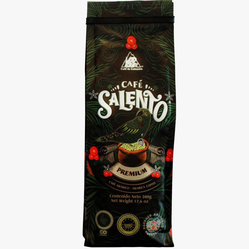 Café premium molido 500 g