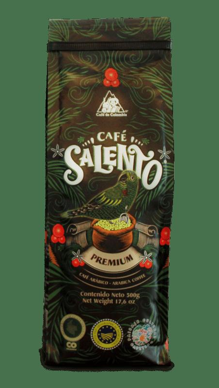 Café premium grano 500 g