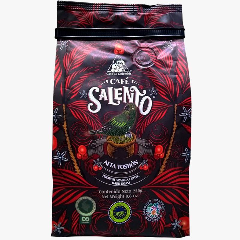 Café alta tostion molido 250 gm