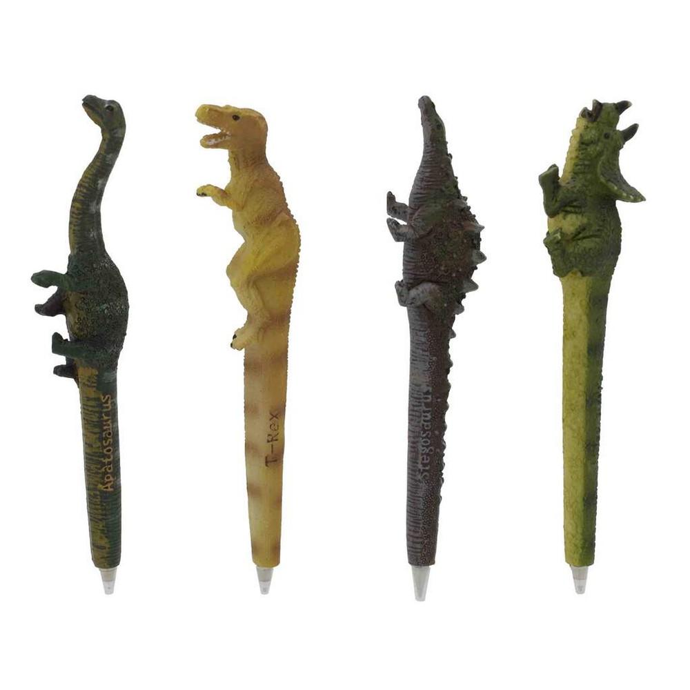 Esferos en forma de dinosaurios 20 x 1 cm
