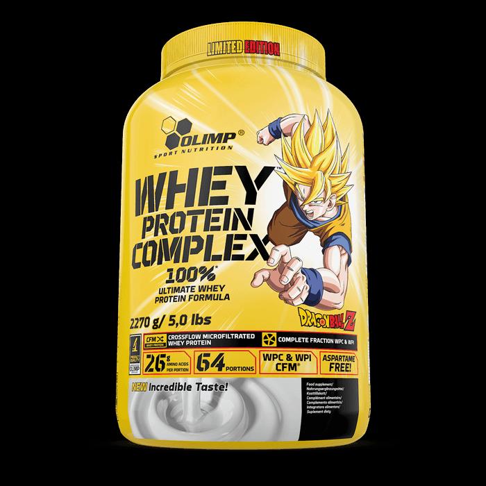 Whey protein Complex . vainilla ice cream