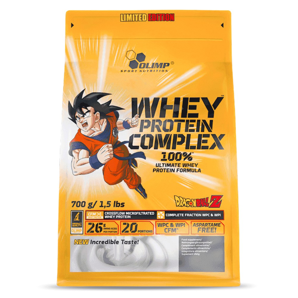 Whey protein Complex  vainilla Ice Cream Bag de 1,5 lbs