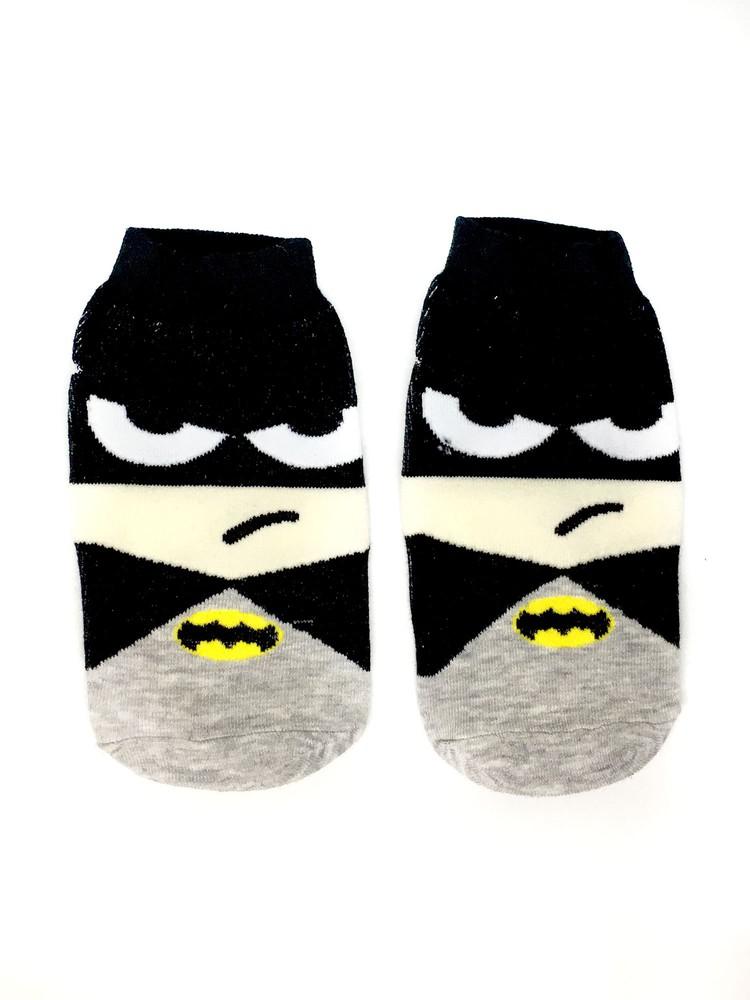 Medias de superhéroes batman - comic 100gr. Caja 10cm X 10cm X 10cm .